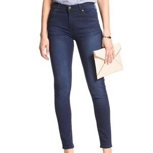 NWT banana republic high rise skinny jeans size 12